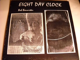 BOB BANNISTER-EIGHT DAY CLOCK, LP, 1992, USA