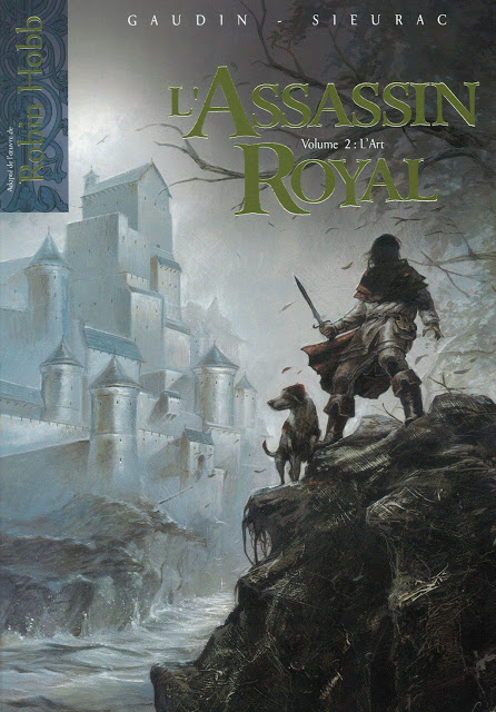 L'Assassin Royal.  Jean-Charles Gaudin - Laurent Sieurac. 10 tomes