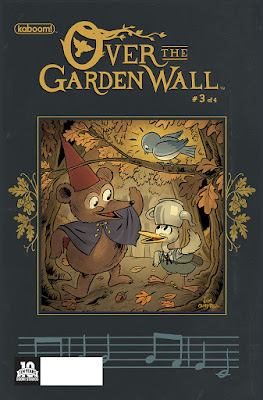 Cover of Over the Garden Wall #3, courtesy of BOOM! Studios