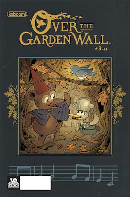 Cover of Over the Garden Wall #3, courtesy of BOOM! Studios
