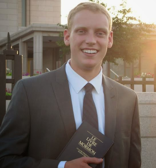 Elder Brandon Walker