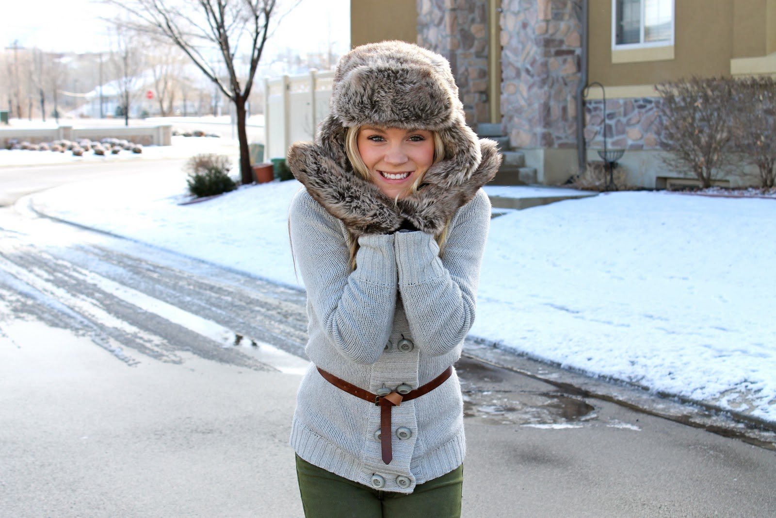 Classy Confessions: A Russian Babushka
