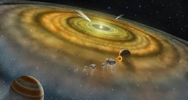 Mudanças climáticas interplanetárias
