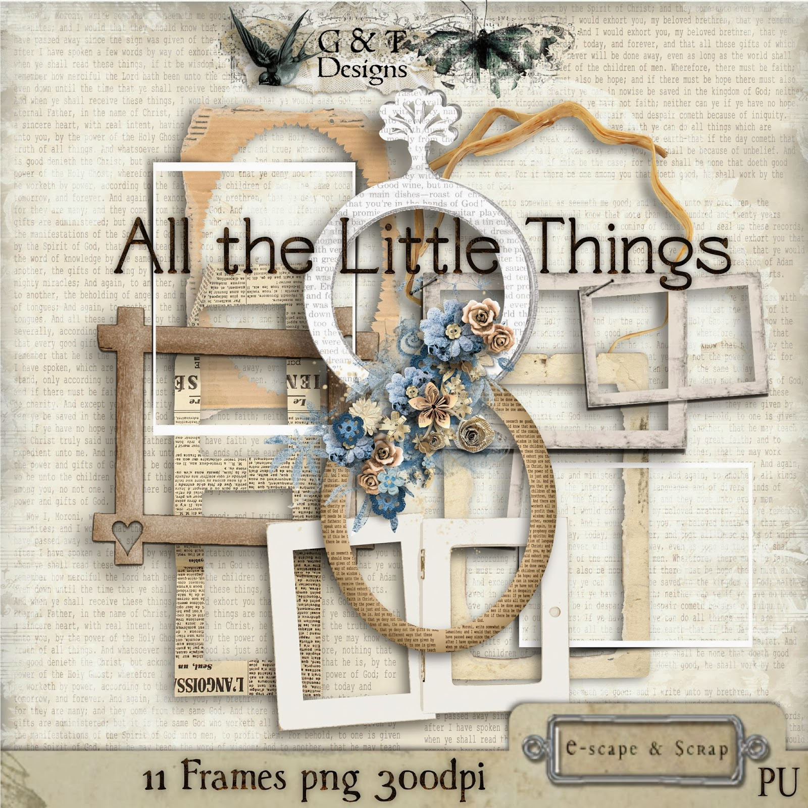 All the Little Things Mega Kit