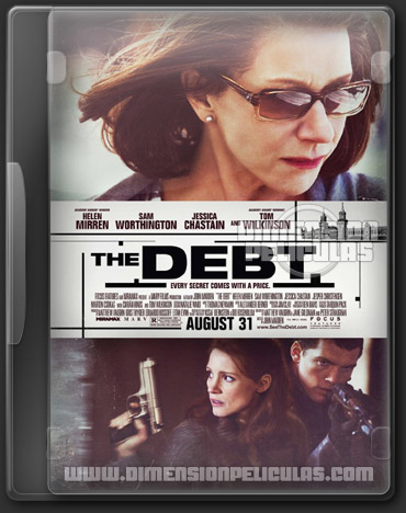 The Debt (BRRip HD Ingles Subtituado) (2011)