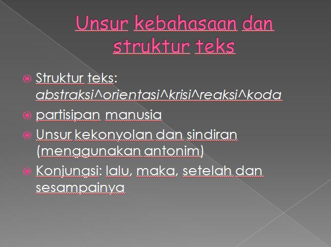 bhs indonesia - negosiasi