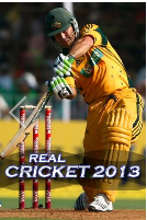 Real Cricket 2013 Free Dowwnload for Android