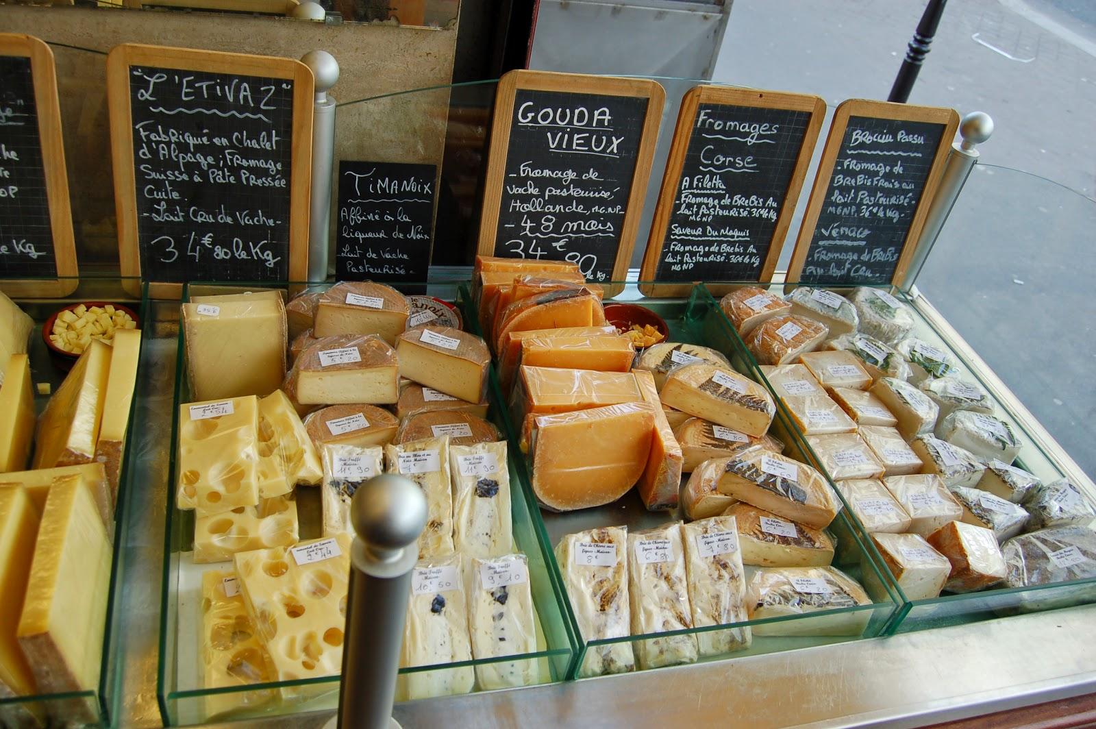 Les tasters la fromagerie jouannault sa chantilly et sa - Comptoir des cotonniers fontainebleau ...