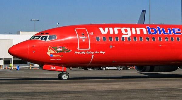 Pasukan TNI AU berhasil mengambil alih pesawat Virgin Blue Air