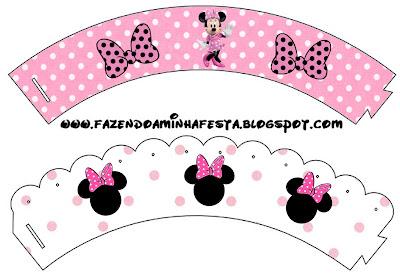XPERIA™ Minnie Mouse Theme para Android - Descargar Gratis