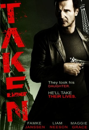 The film Taken, is an action