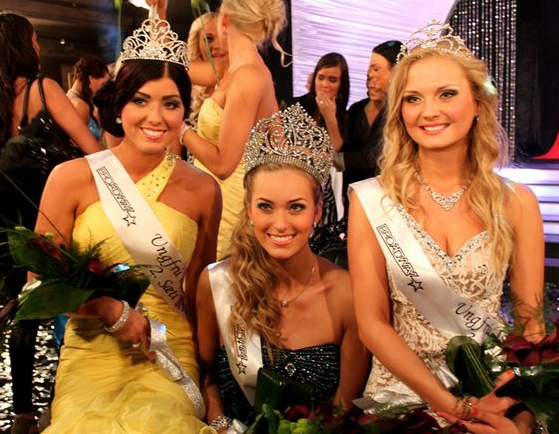 Miss Iceland 2011