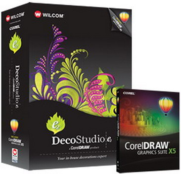 embroidery designs: Wilcom Embroidery Design Software