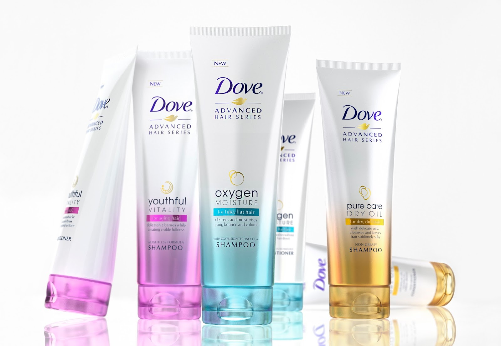 Dove Advanced Haircare