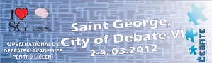 Saint George City of Debate