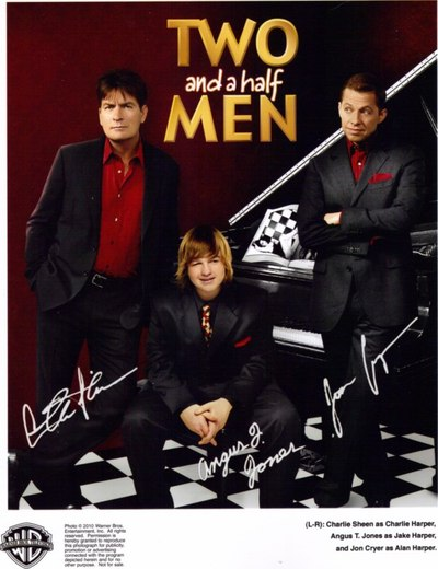 Two and a half men (pp)