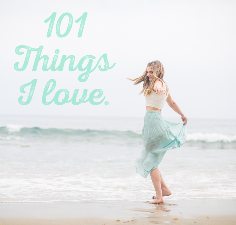 things i love - kathy patalsky