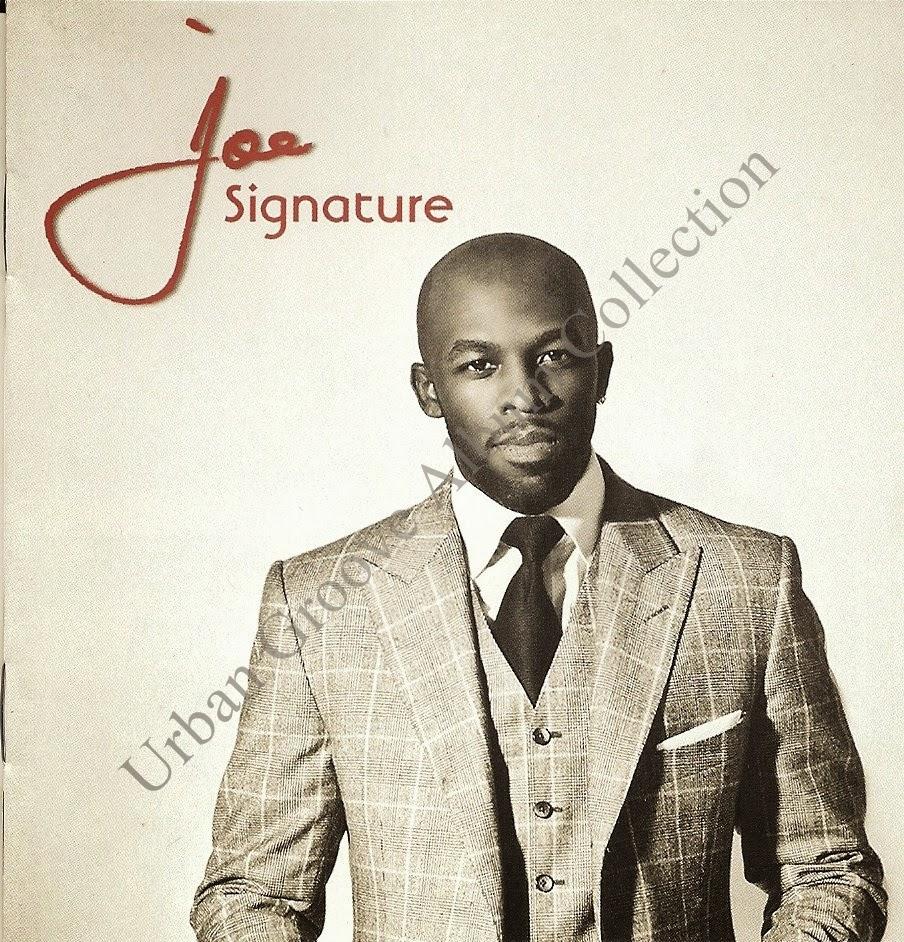 Joe Thomas - Signature (2009) R&B Male/Singer | Urban ...