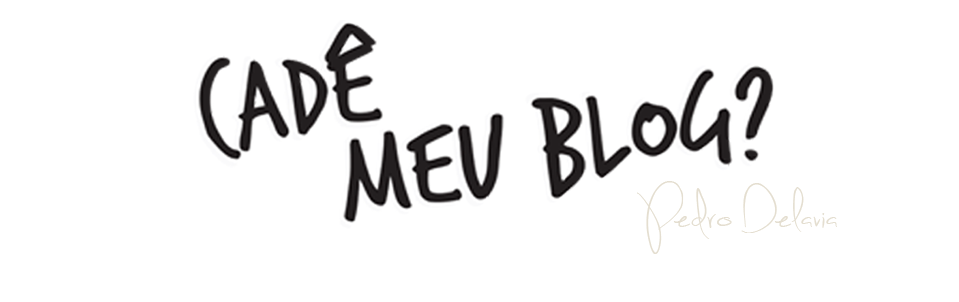 Cadê meu blog?