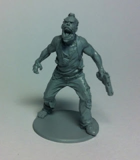 Kickstarte Zombicide Nick Walker Cop Painted Survivor Zombivore