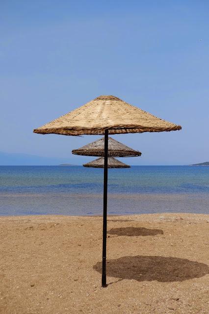 cunda-ayvalik-sevgiligezenkagit - deniz - cataltepe plaji