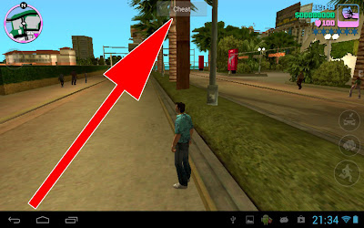 Download GTA Vice City Cheater APK