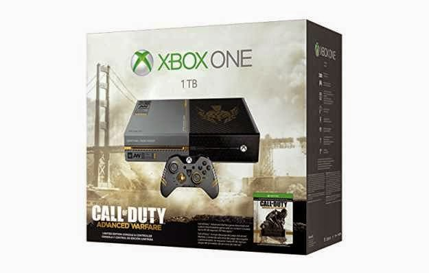 Microsoft just gave you another great reason to buy the Xbox One! Call-of-duty-xbox-one-bundle