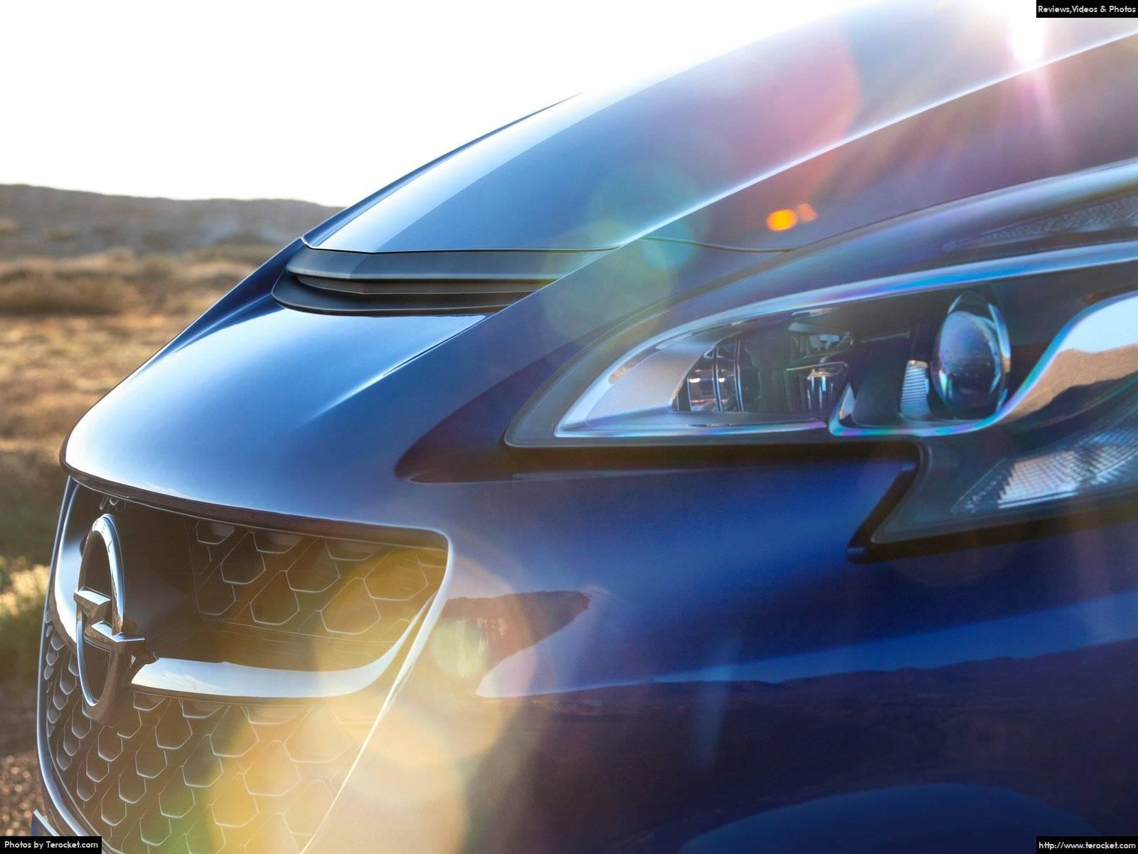 Hình ảnh xe ô tô Opel Corsa OPC 2016 & nội ngoại thất