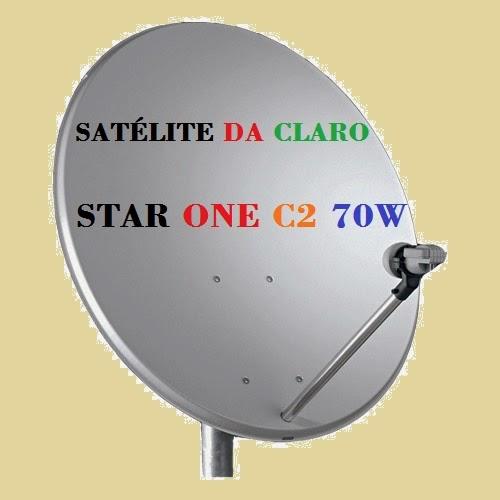 ... tp do satélite da claro muitos canais mudaram de tp no star one c2