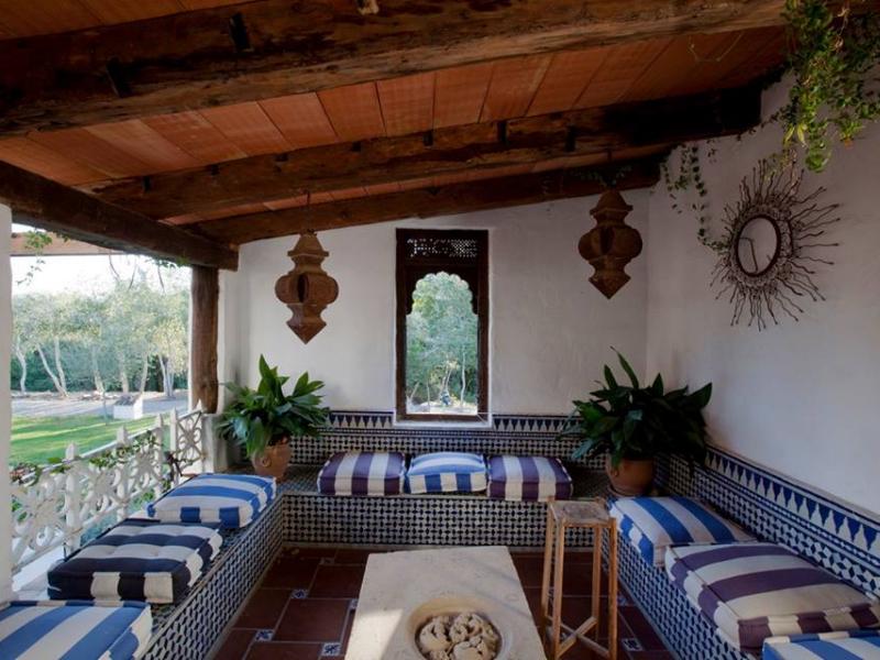 Rancho del ingl s el so ado refugio en el campo hotels for Oficina correos salamanca