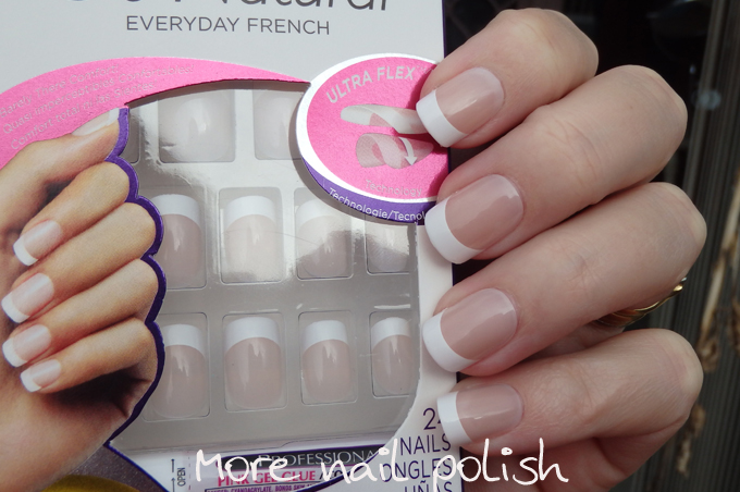 Nailene So Natural Everyday French and Ultra Adhesive tabs | More ...