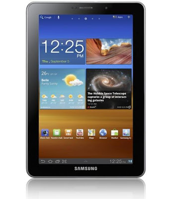 Review Samsung Galaxy Tab 7.7, Tablet Layar Super AMOLED