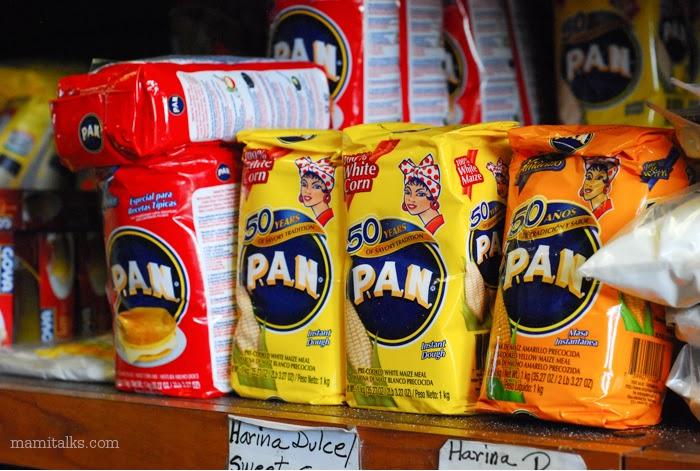 Harina Pan en San Diego | MamiTalks.com