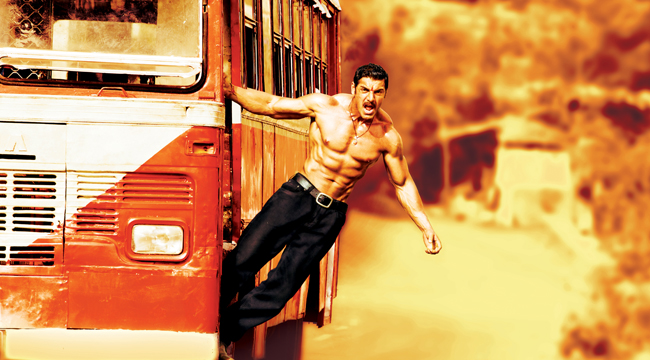 Shootout at Wadala First Look - John Abraham
