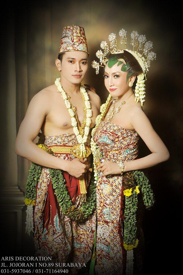 Asian Wedding Dress Indonesia