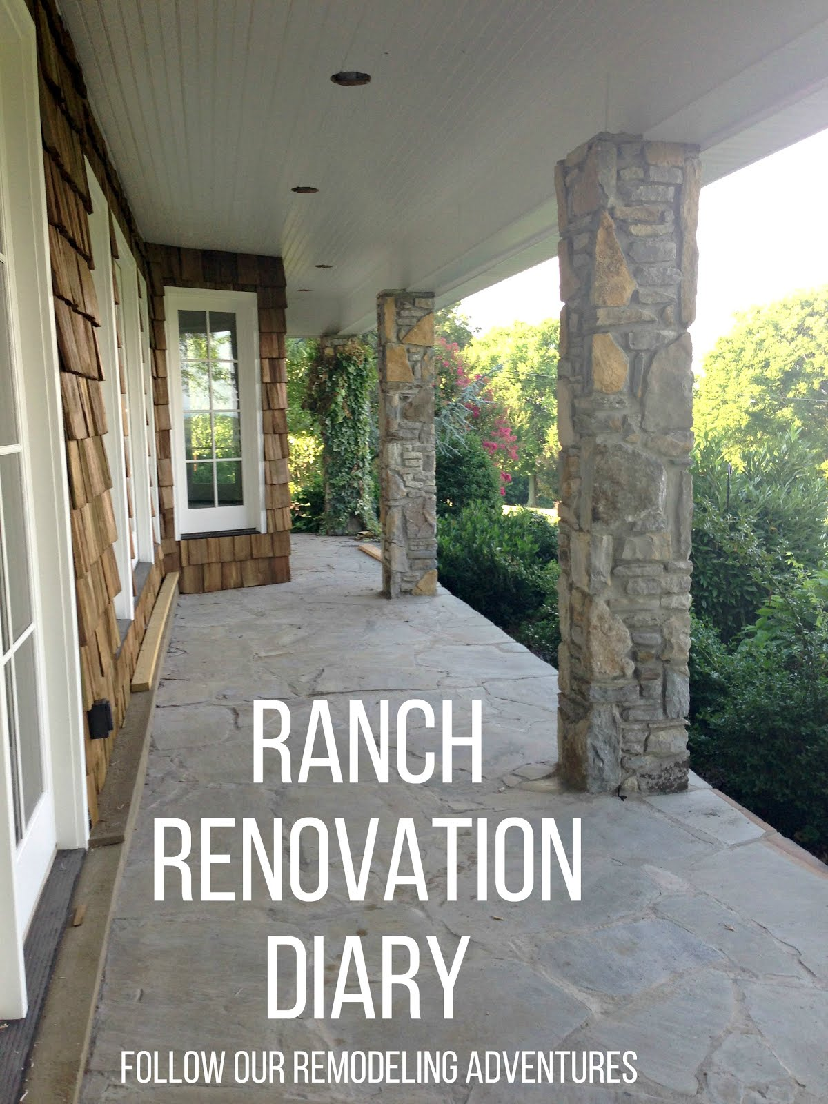 Ranch Renovation Diary