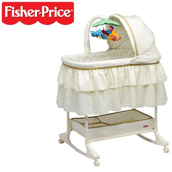 Bassinet Fisher Price6