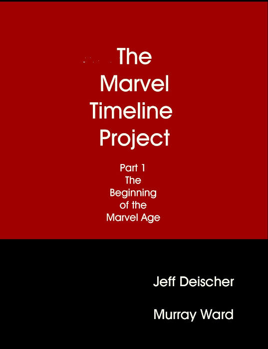 The Marvel Timeline Project
