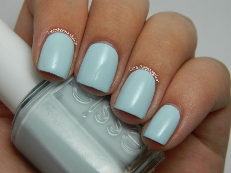 Lissa\'s Polish Addiction: Essie - Borrowed & Blue