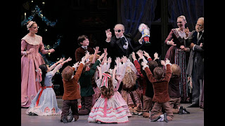 George's Balanchine Nutcracker, New York City Ballet
