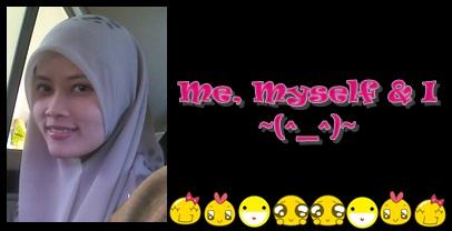 ♥ Me, Myself and I ♥