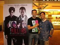 Killers : Thriller awal tahun tersadis