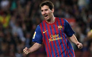 Lionel Messi siempre anota en el Camp Nou