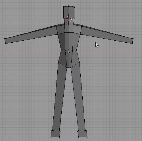 tutorial modeling karakter manusia simpel 6