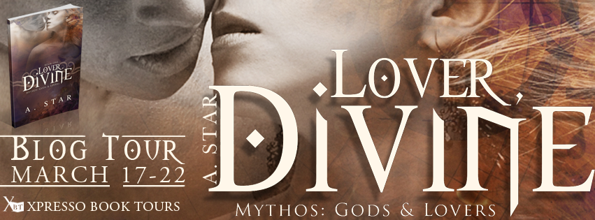 Blog Tour: Lover, Divine by A. Star ~ Review + Giveaway (INT)
