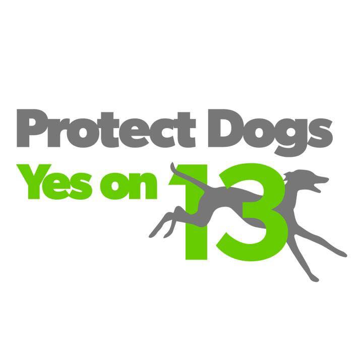 FLORIDA RESIDENTS: SUPPORT AMENDMENT 13 AND SAVE DOGS!