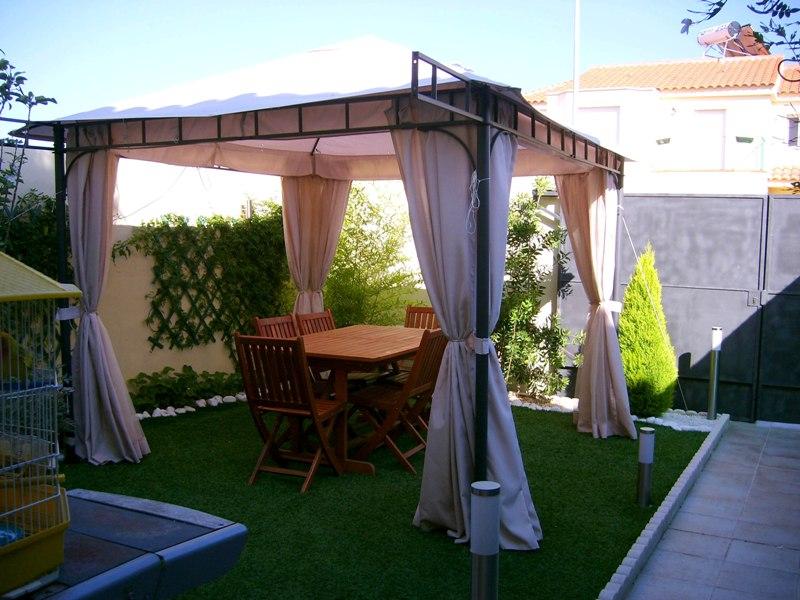 El patio de vanessa concurso terrazas patios y balcones for Patios y terrazas