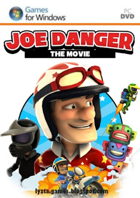 Joe Danger 2: The Movie PC Cover