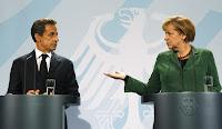 una negra proyeccion mundial para los proximos meses Sarkozy+y+Merkel