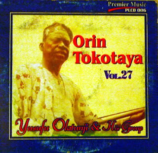 Yusufa Olatunji & His Group - Orin Tokotaya